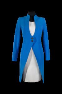 ekskluzywny płaszcz damski