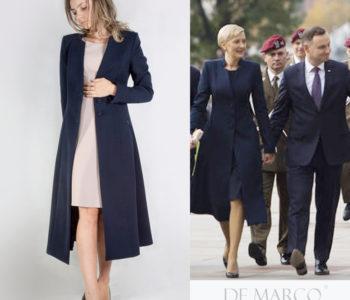 Jak dobrać odpowiedni krój płaszcza do swojej figury. Jak być modną a przy tym pięknie wyglądać.