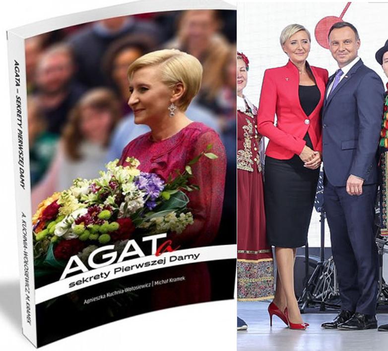 Agata Kornhauser-Duda. Styl Pierwszej Damy. Gdzie ubiera się Prezydentowa? AGATa. Sekrety Pierwszej Damy