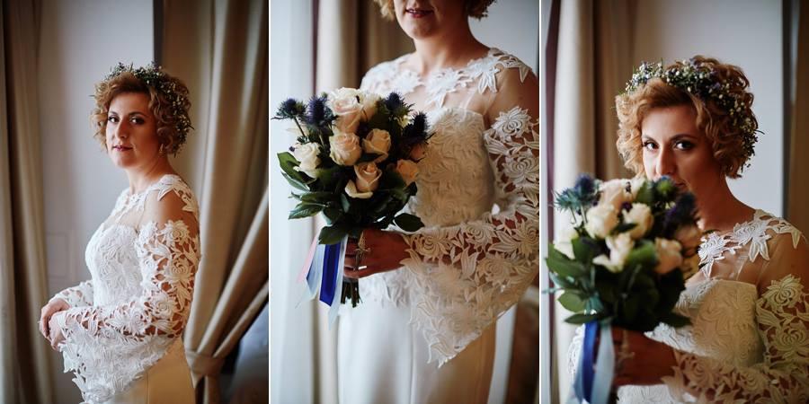 Suknia Ślubna szyta na miarę we Frydrychowicach k/Wadowic