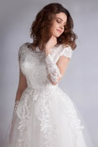 Suknia na wesele dla Młodej Pani