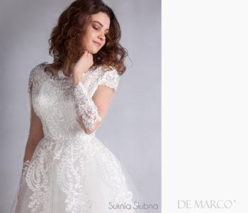 Moda ślubna. Suknia dla Młodej Pani. Jaką wybrać suknię na własny ślub? Najnowsze trendy modowe dla Młodej Pani.