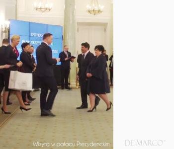 Jak ubrać się na spotkanie z Parą Prezydencką. Odpowiednie kreacje na wizyty do Pałacu Prezydenckiego.