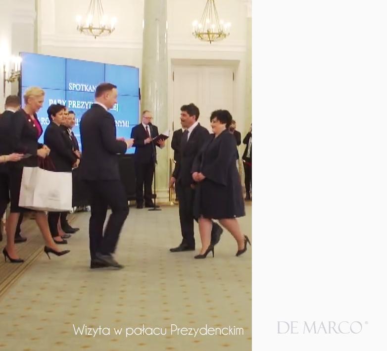 de_marco_Wizyta_w_palacu_Prezydenckim