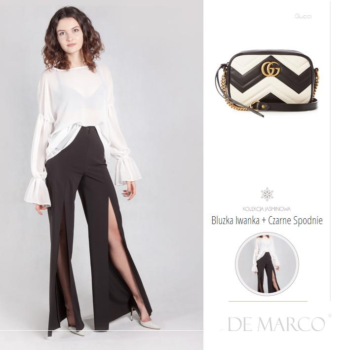 spódnice, spodnie, bluzki damskie