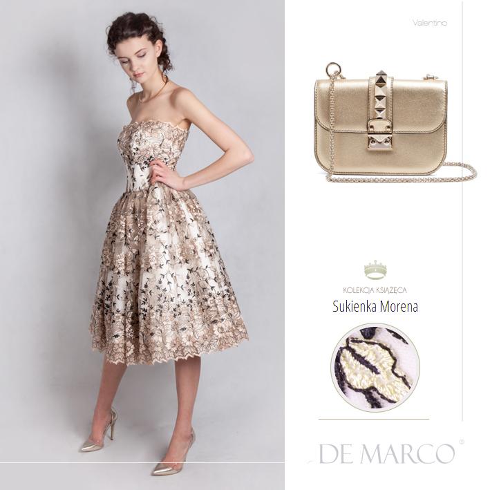 sukienki ślubne na miarę, Valentino, De Marco luxury clothing / luksusowa odzież