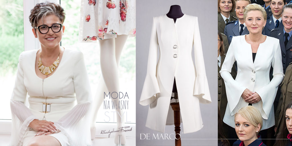 płaszcze, sukienki, garsonki i kostiumy damskie sklep internetowy