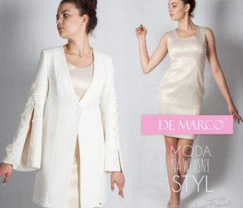 Sukienki na wesele to niebagatelna sprawa. Ślub córki lub syna zobowiązuje do wyjątkowej kreacji. Gdzie uszyć wymarzoną sukienkę… ?
