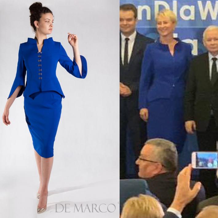 Czym różni się stylizacja bizneswomen od stylizacji kobiet na scenie politycznej.