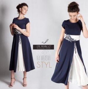 sukienki do połowy łydki eleganckie i wygodne stylizacje dla mamy wesela