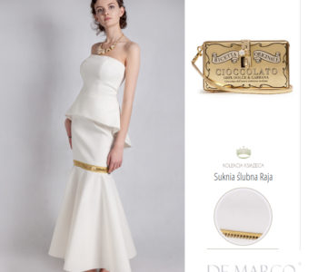 Niebanalne suknie ślubne. Jak dobrać suknię ślubną.