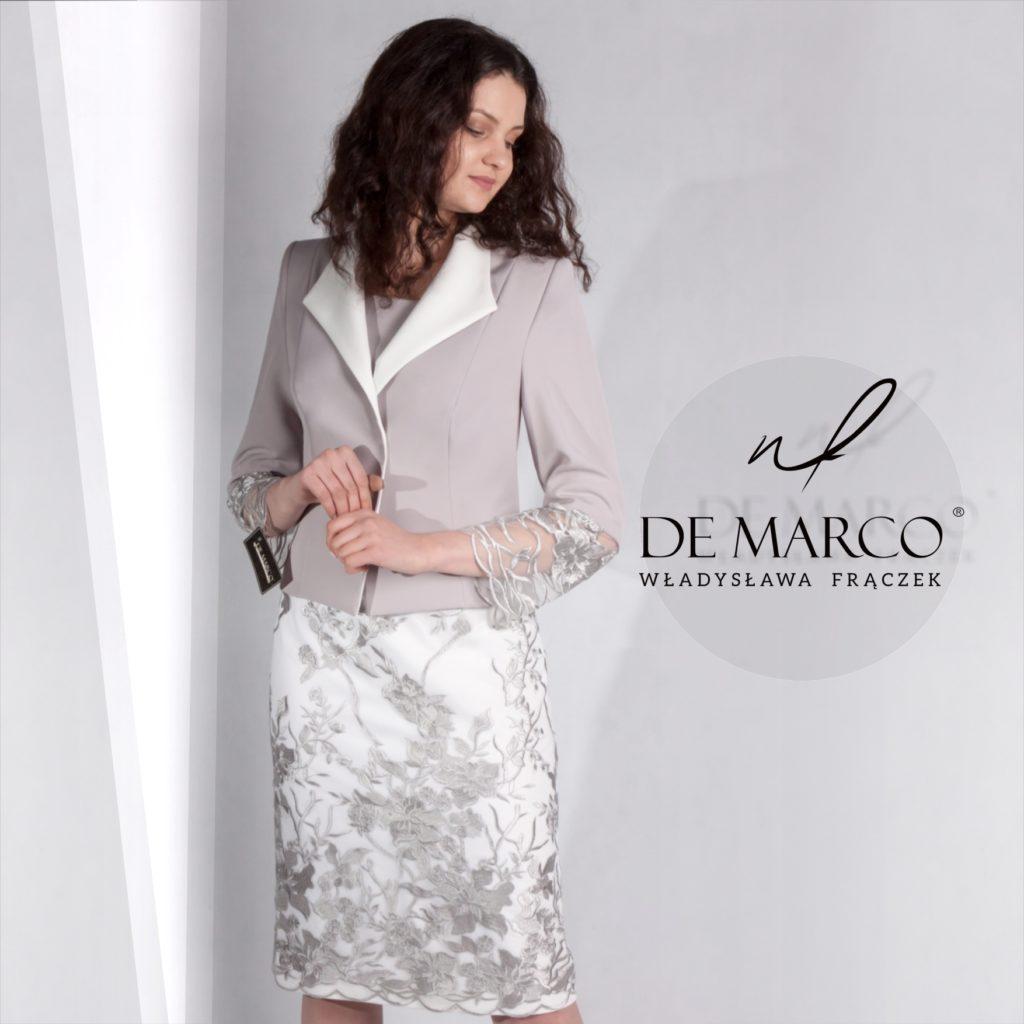Eleganckie sukienki na wesele dla mamy sklep z Frydrychowic spod Krakowa.