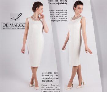 Elegancka sukienka to najlepszy lok dla kobiet aktywnych zawodowo.