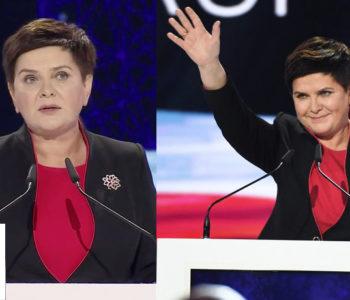 Beata Szydło w kostiumie Venus z Frydrychowic prezentuje się profesjonalnie. Sami oceńcie :)