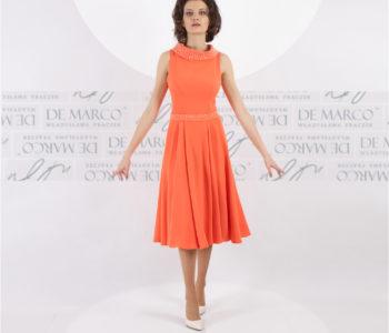 Suknie w stylu Jackie Kennedy. Kolekcja De Marco.