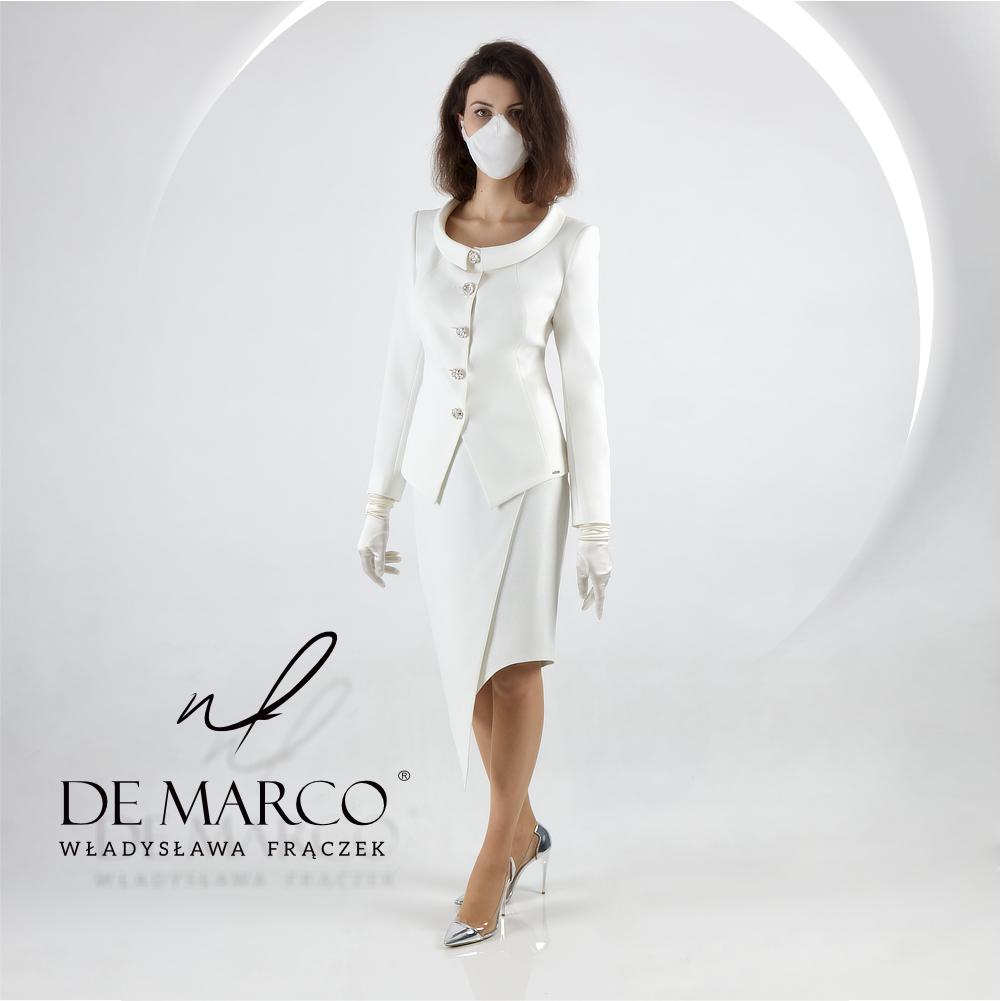 kostiumy i garsonki De Marco