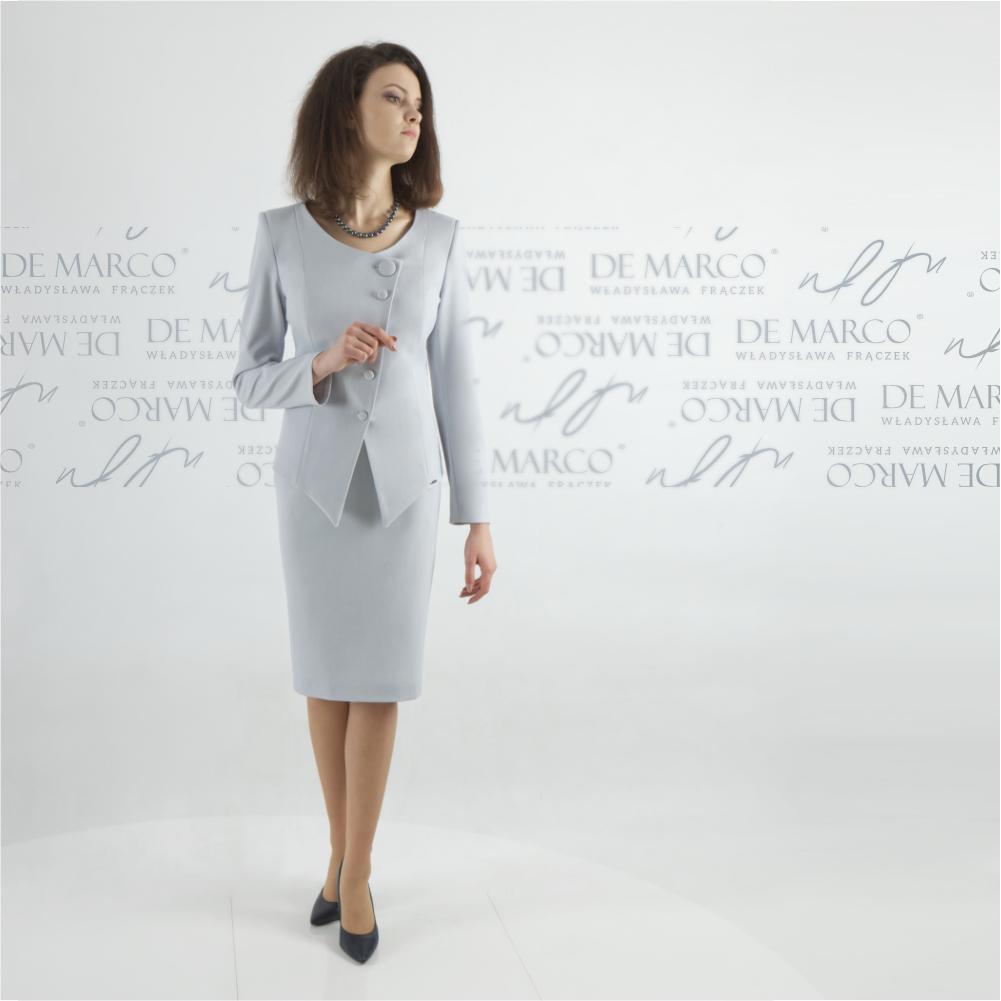 Elegancka garsonka biznesowa De Marco