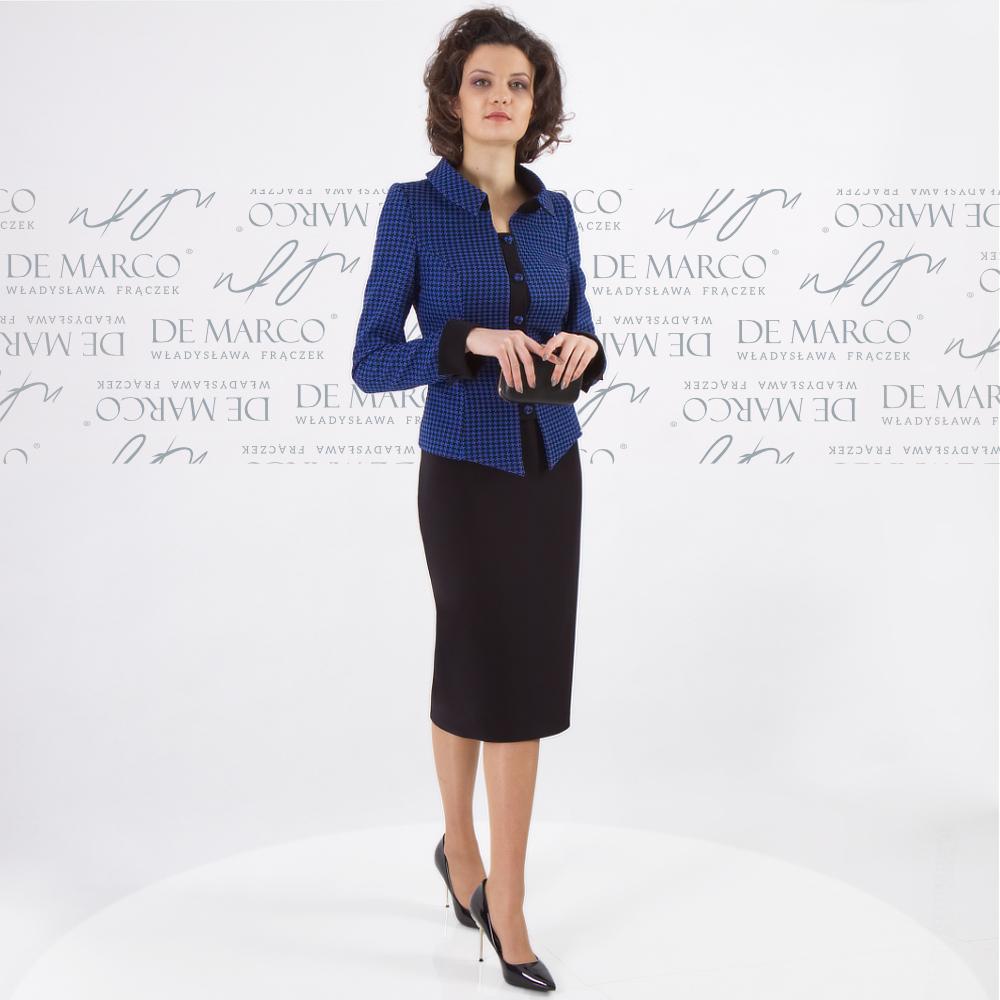 Elegancka garoska biznesowa De Marco