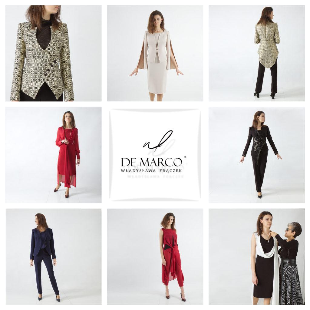 niepowtarzalne ubrania De Marco, sklep internetowy